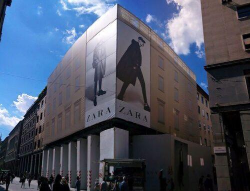 Ponteggi Milano C.so Vitt. Emanuele
